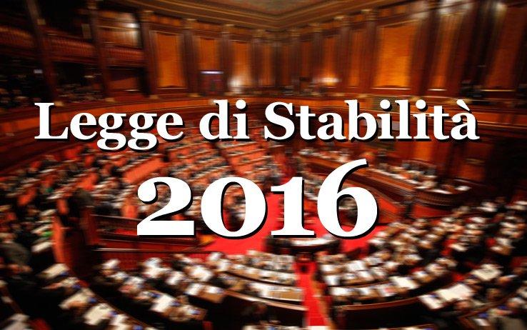 Il D D L  Di Stabilit U00e0 2016 E I Regimi Fiscali Agevolati